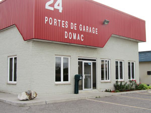 Portes de garage Domac inc. Building